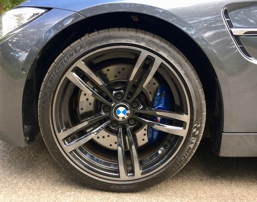 2014 BMW M4 Coupe 1 owner, FBMWSH, super spec - SOLD SOLD (picture 5 of 6)