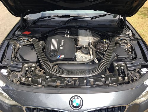 2014 BMW M4 Coupe 1 owner, FBMWSH, super spec - SOLD SOLD (picture 6 of 6)