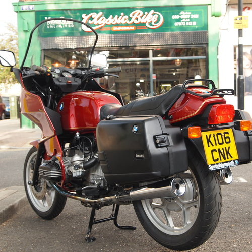 1993 BMW R80 RT Tourer. RESERVED FOR MARK. SOLD (picture 1 of 6)