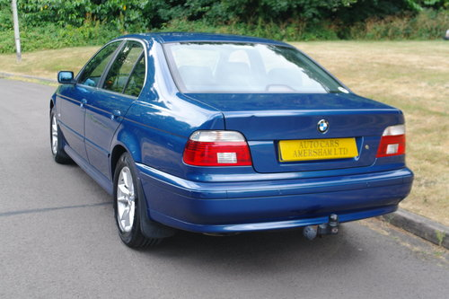 BMW 525i SE. Steptronic Auto. Low Miles. FSH. Nice Example.. SOLD (picture 6 of 6)