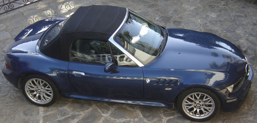 2002 BMW 3.0L Sport Convertible For Sale (picture 2 of 3)