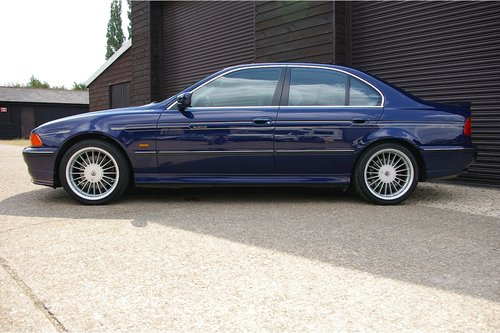 1997 BMW E39 540i Automatic Saloon (19,876 miles) For Sale (picture 1 of 6)