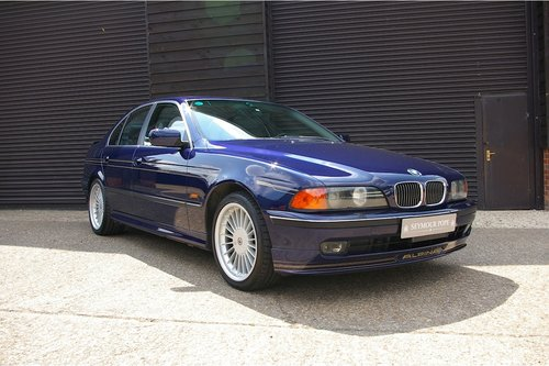 1997 BMW E39 540i Automatic Saloon (19,876 miles) For Sale (picture 2 of 6)