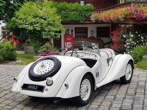 1937 BMW 328 Original Roadster, prominent pre-owners! For Sale (picture 3 of 6)