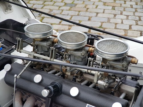 1937 BMW 328 Original Roadster, prominent pre-owners! For Sale (picture 4 of 6)
