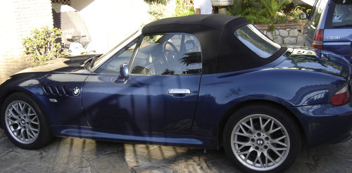 2002 BMW 3.0L Sport Convertible For Sale (picture 1 of 3)