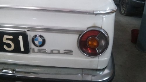 BMW 1602 (1972) For Sale (picture 6 of 6)