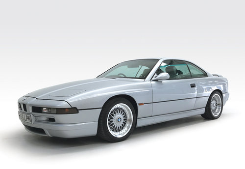 1997 BMW 840Ci 4.4 SPort one owner 40,700 milels FBMWSH SOLD (picture 1 of 6)