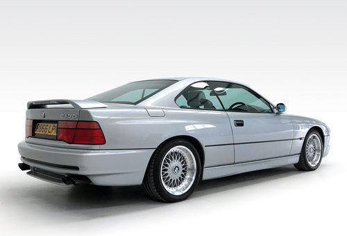1997 BMW 840Ci 4.4 SPort one owner 40,700 milels FBMWSH SOLD (picture 2 of 6)