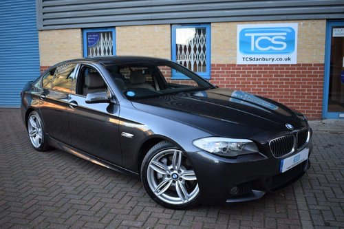 2011 BMW 530d M Sport Saloon +£10k Factory Options! For Sale (picture 1 of 6)