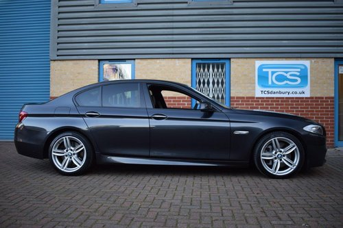 2011 BMW 530d M Sport Saloon +£10k Factory Options! For Sale (picture 3 of 6)