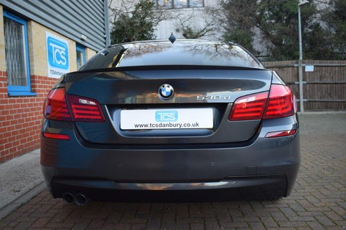 2011 BMW 530d M Sport Saloon +£10k Factory Options! For Sale (picture 5 of 6)