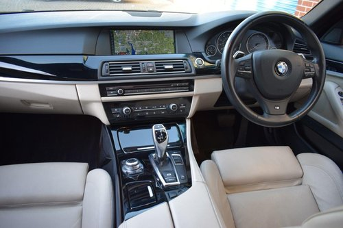 2011 BMW 530d M Sport Saloon +£10k Factory Options! For Sale (picture 6 of 6)