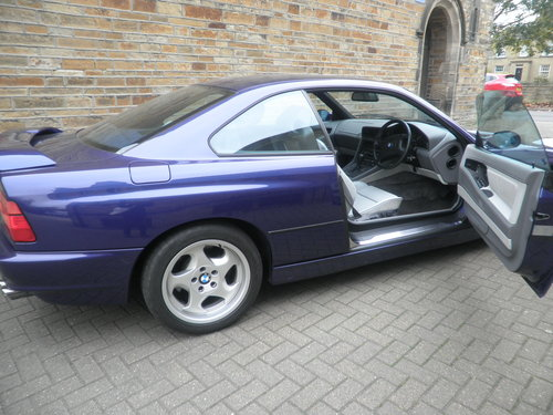1999 BMW 840 Ci Individual Sport Auto For Sale (picture 4 of 6)