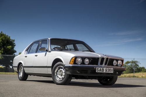 1980 BMW 728i AUTO E23 For Sale (picture 1 of 6)