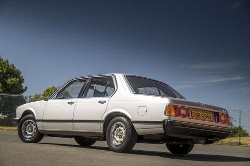 1980 BMW 728i AUTO E23 For Sale (picture 2 of 6)