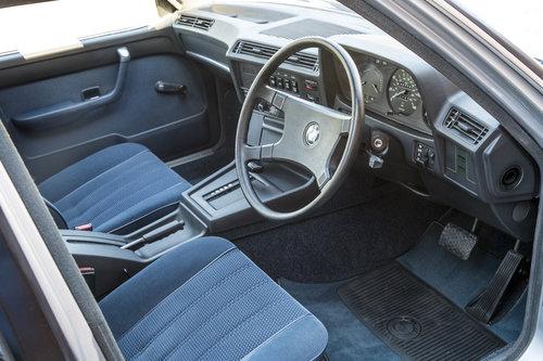 1980 BMW 728i AUTO E23 For Sale (picture 3 of 6)
