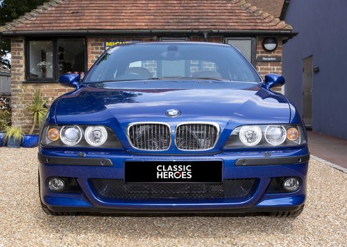 2003 BMW E39 M5 V8 Only 27,000 miles SOLD (picture 6 of 6)