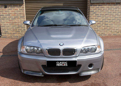 2005 BMW E46 M3 CSL Only 35,300 miles For Sale (picture 3 of 6)