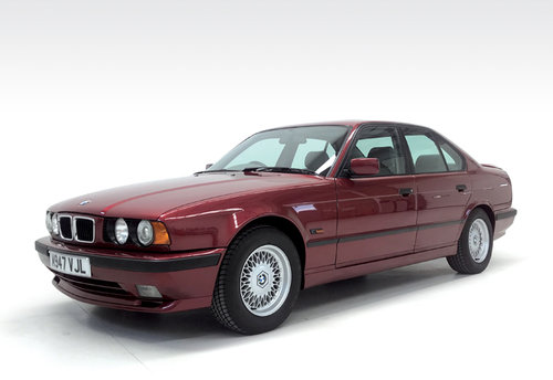 1994 BMW 525i SE auto just 22,900 miles DEPOSIT TAKEN SOLD (picture 1 of 6)