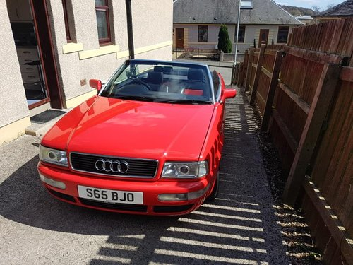 Audi Cabroliet 1998 For Sale (picture 2 of 4)