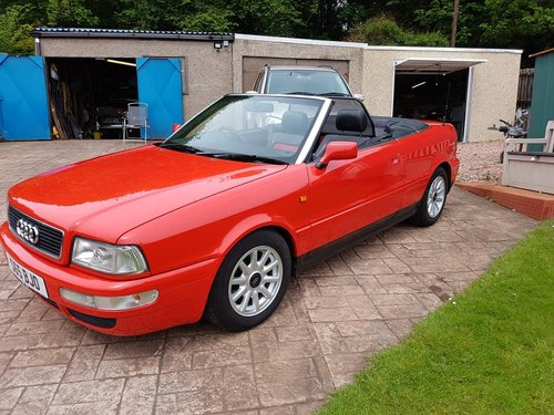 Audi Cabroliet 1998 For Sale (picture 3 of 4)