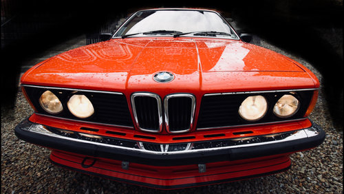 1980 Bmw 635csi For Sale (picture 1 of 6)