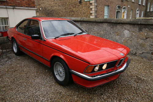 1980 Bmw 635csi For Sale (picture 2 of 6)