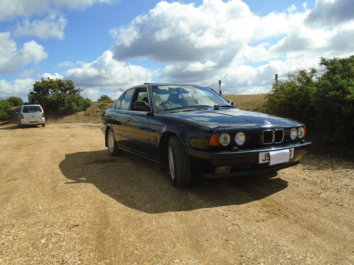1992 BMW 518i  E34 to collector SOLD (picture 2 of 6)