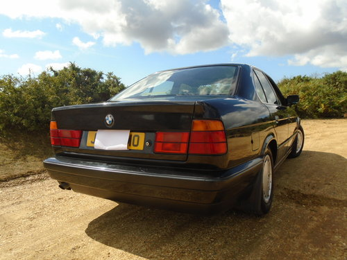 1992 BMW 518i  E34 to collector SOLD (picture 3 of 6)