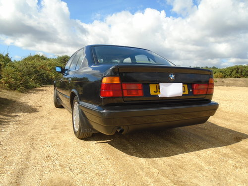 1992 BMW 518i  E34 to collector SOLD (picture 4 of 6)