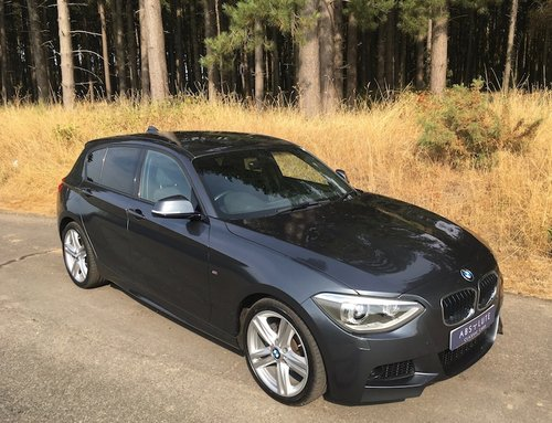 2014 BMW 120D M Sport (184bhp) - Amazing Spec, low miles SOLD (picture 1 of 6)
