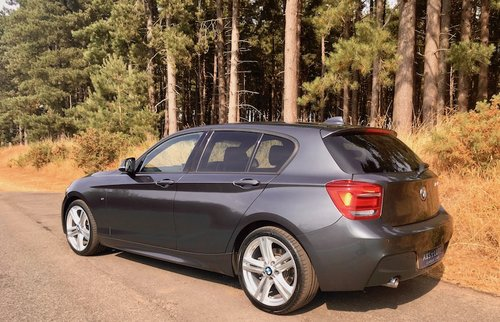 2014 BMW 120D M Sport (184bhp) - Amazing Spec, low miles SOLD (picture 2 of 6)