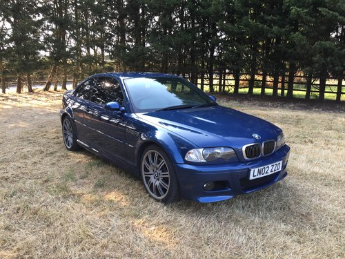 2002 BMW M3 Manual For Sale (picture 2 of 6)