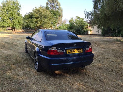 2002 BMW M3 Manual For Sale (picture 6 of 6)