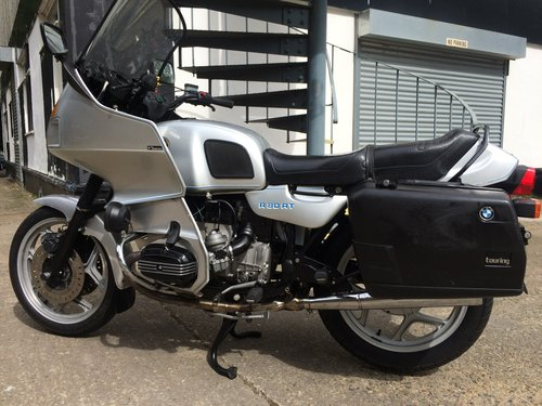 1988 BMW R80 RT SOLD (picture 1 of 6)