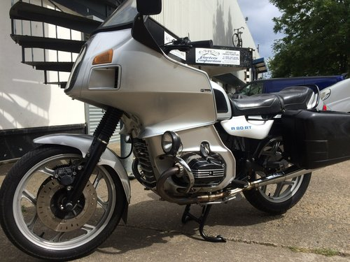 1988 BMW R80 RT SOLD (picture 2 of 6)