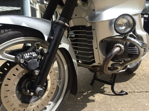 1988 BMW R80 RT SOLD (picture 3 of 6)