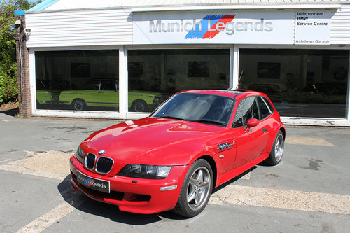 2002 BMW S54 M Coupe For Sale (picture 1 of 6)