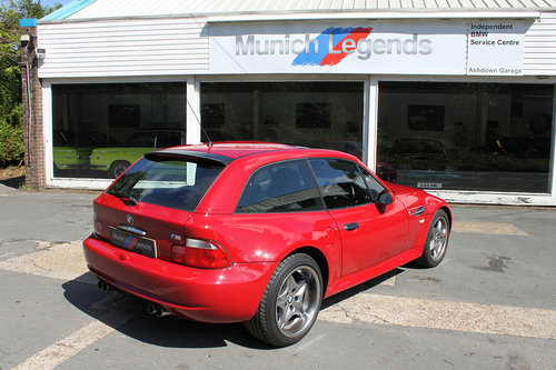 2002 Bmw S54 M Coupe For Sale Car And Classic