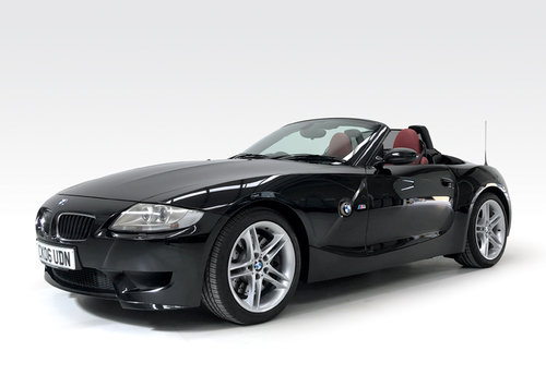 2006 BMW Z4M Roadster SOLD (picture 1 of 6)