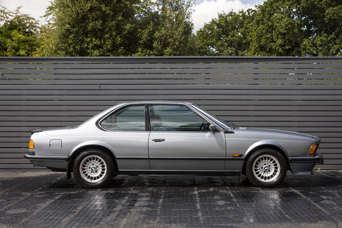 1986 BMW 635 CSI SOLD (picture 3 of 6)