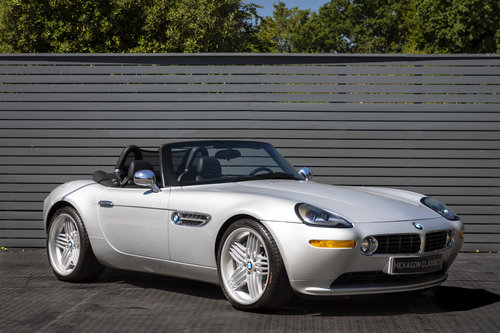 2000 BMW Z8 Roadster  SOLD (picture 1 of 6)