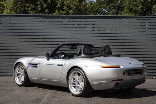 2000 BMW Z8 Roadster  SOLD (picture 2 of 6)