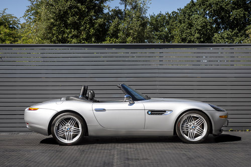 2000 BMW Z8 Roadster  SOLD (picture 3 of 6)
