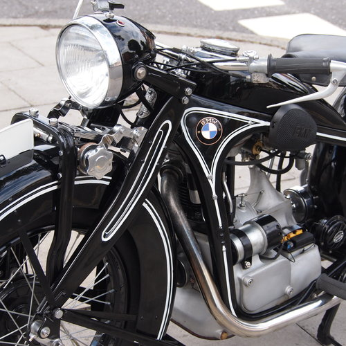 1936 BMW R4 400cc 4 Speed, RESERVED FOR YOHEI. For Sale (picture 1 of 6)