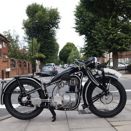 1936 BMW R4 400cc 4 Speed, RESERVED FOR YOHEI. For Sale (picture 6 of 6)