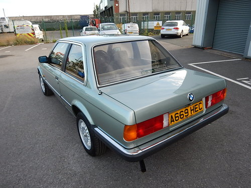 1984 BMW E30 316 Two Door Coupe ~  SOLD (picture 4 of 6)