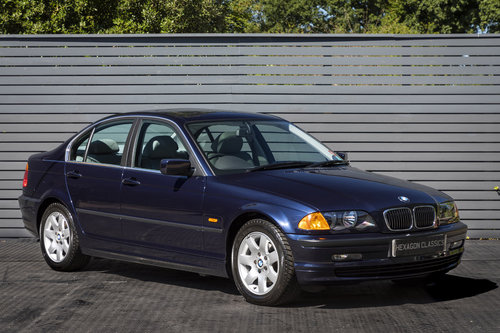 1999 BMW 323i SE AUTO (E46) ONLY 28K SOLD (picture 1 of 6)