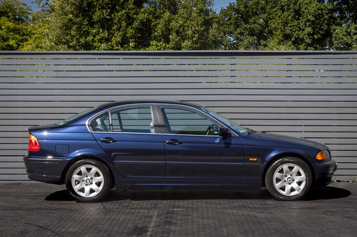 1999 BMW 323i SE AUTO (E46) ONLY 28K SOLD (picture 3 of 6)